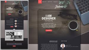 website design tutorial photoshop website design tutorial stylish portfolio with grain