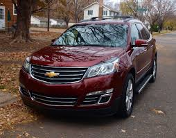 2017 chevy traverse ltz awd this is my dream car for my family