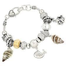 best life bracelet images Pandora inspired sea life charm bracelet dolphin octopus shell jpg