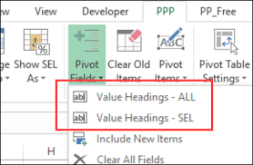 How To Remove Pivot Table Remove Sum Of In Pivot Table Headings Excel Pivot Tablesexcel