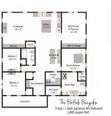 Cottages Floor Plans Design Bungalow Floor Plans Home Design Ideas