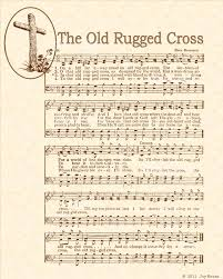 The Old Rugged Cross Made The Difference Sheet Music Old Rugged Cross Lyrics Hymn Rugs Ideas