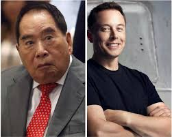 elon musk family according to forbes henry sy slightly richer than elon musk