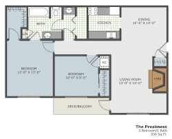 Floor Plan Of A House With Dimensions Jacksonville Tn Apartment Post House Jackson Floorplans