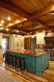 kitchen awesome aqua cabinets red and turquoise kitchen blue
