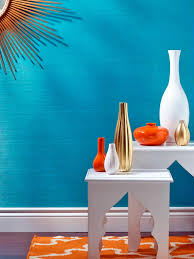 bathroom blue and orange bathroom interior design for home