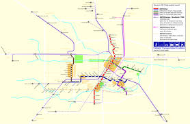 Houston Metro Map by Houston Transportation U0026 Transit Developments Skyscraperpage Forum