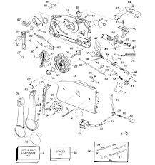 mastertech marine u2014 evinrude johnson outboard wiring diagrams