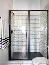 Beadboard Bathroom Ideas Home Design Beadboardhite Bathroom Subway Tile Shower Designs Houzz