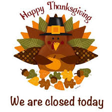 closed for thanksgiving bohemian and garden of astoria