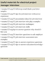 Pmo Cv Resume Sample by Project Manager Resume Project Manager Cv Example 6 Project