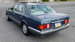 mercedes s class 1986 1986 mercedes 300se spec german cars for sale