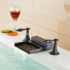 bathroom sink bronze fixtures oil rubbed bronze vessel sink
