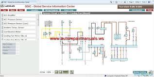 lexus es 330 manual hydraulic diagram free auto repair manuals page 66