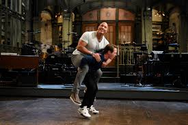 Hit The Floor Reviews - snl review one dwayne johnson to rule us all indiewire