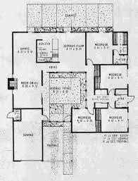 Eichler Floor Plan Our Eichler Home