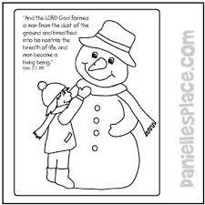 41 snowmen snow crafts children images