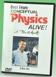 best from conceptual physics alive dvd set