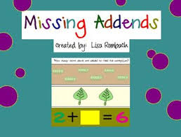 pattern games kindergarten smartboard missing addends smartboard lesson for primary grades math smart