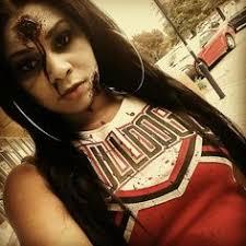 Halloween Costumes Dead Cheerleader Cheerleader Fancy Dress Uniform Musical Costume