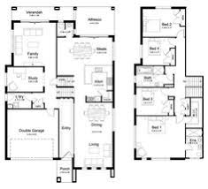 bi level house floor plans the horizon split level floor plan by mcdonald jones