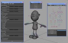 advancedskeleton for maya free animation scripts plugins
