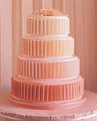 peach ombre wedding cake a stunning peach wedding cake wedding cake ideas pinterest