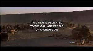 film rambo tribute united states have the ending credits of rambo iii been changed