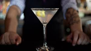 martini liquor killer cocktails shaken with a splash of malaria drugs the salt