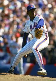 Doc Gooden Ex 1986 Mets - sports legends nostalgia history