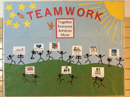 working for spirit halloween best 25 teamwork bulletin boards ideas on pinterest sport theme