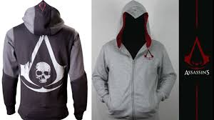 official assassin u0027s creed 4 blackflag hoodie jacket review