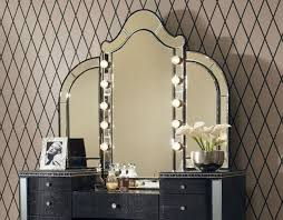 vanity mirror with lights for bedroom bedroom nice small makeup vanity table designed with mirror and