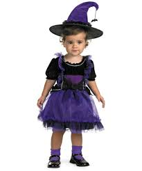 cute baby halloween costumes frilly witch baby halloween costume girls witch costumes