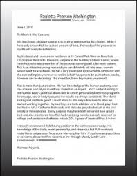 letters of recommendation r2 fitness