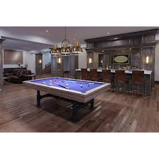 imperial bedford 12 shuffleboard table modern 8ft pool table