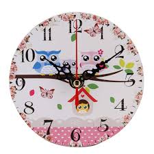 Decorative Wall Clocks For Living Room Compare Prices On Decorative Wooden Wall Clock Online Shopping