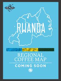 Rwanda Map Cafe Imports Rwanda