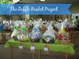 raffle baskets the raffle basket project women s ministry toolbox