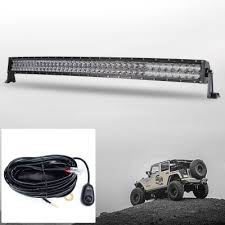 30 led light bar combo 5d 42 inch off road led light bar cree led 240w 30 degree spot 60
