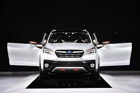 Subaru Tribeca Interior Subaru Tribeca 2018 New Interior 2018 Car Review