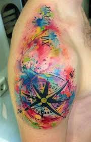 tattoos for watercolor crayons tattoo www 6tattoos com