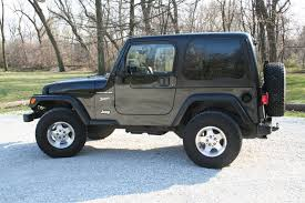 2002 Jeep Wrangler Information And Photos Zombiedrive