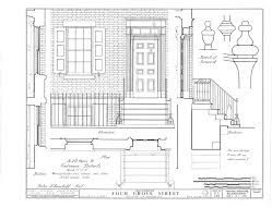 file 4 10 grove street row houses new york new york county ny