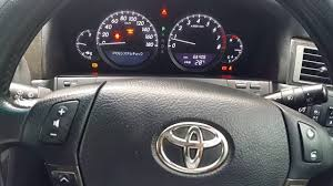 vsc zero point calibration lexus fcar linear valve learning value initialization on toyota crown