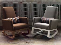 Nursery Room Rocking Chair by Modern Joya Rocking Chair By Monte Design Canada Store