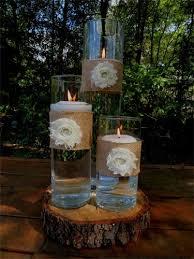 Cylinder Vases Wedding Centerpieces Centerpiece Cylinder 3 Vase