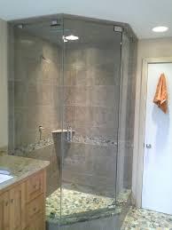 Bathroom Corner Showers Shower Gallery Shower Doors Gallery Glass Shower Gallery