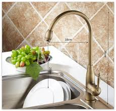 antique brass kitchen faucet antique brass kitchen faucet single handle single kitchen tap