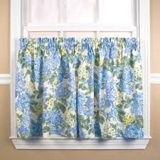 Kitchen Curtain Trends 2017 by Stunning Aqua Kitchen Curtains Including Designer Trends Images